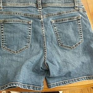 St. John's Bay Shorts - Jean shorts